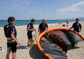 Kitesurfing Lessons for Teens & Adults - Beginner