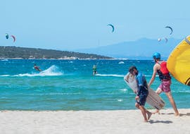 Individual Kitesurfing Course for Kids & Adults - All Levels