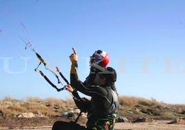 Cours de kitesurf pour débutants à Leucate