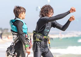 Kitesurfing Lessons for Kids & Adults for Beginners
