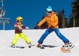 Private Ski Lessons for Kids (from 3 years old)
