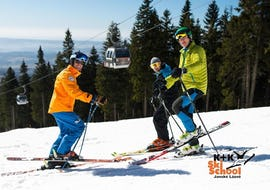 Private Ski Lessons for Adults - V.I.P.