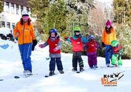 Kids Ski Lessons (3-12 years) - All Levels