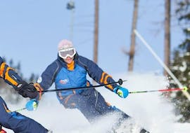 Private Ski Touring Guide for Adults - Advanced