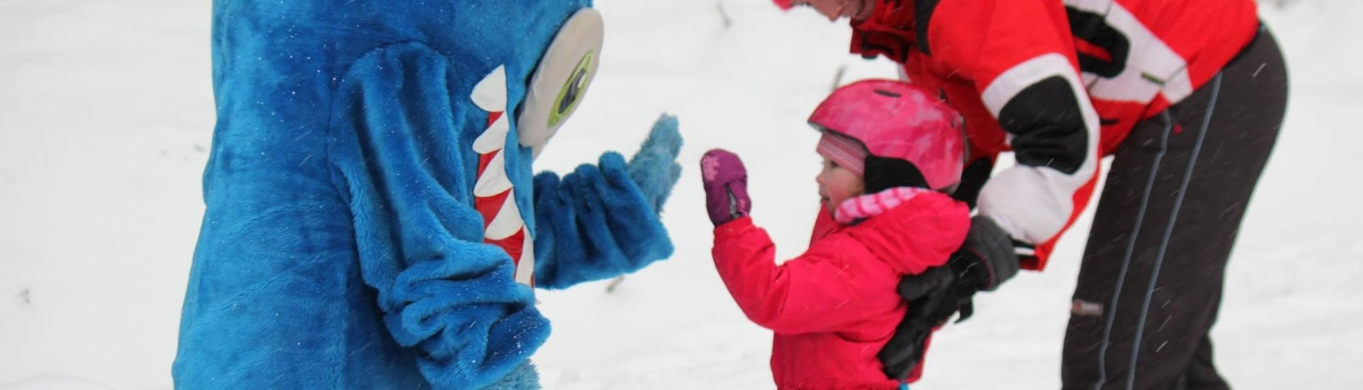 Ski Instructor Private for Kids (from 3 years) - Morning