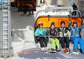 Ski Instructor Private for Adults - Morning