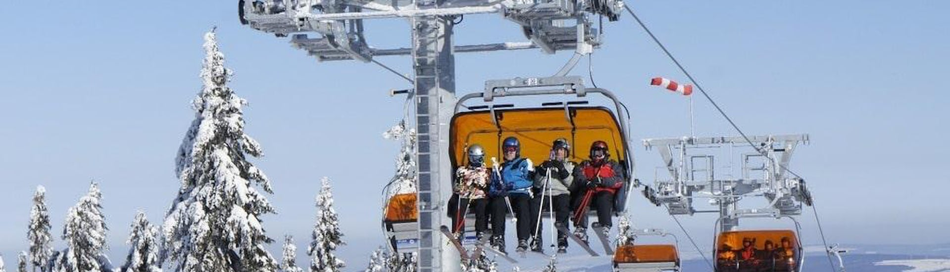Ski Private Group for Adults - Morning