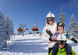 Ski Privatgruppe für Kinder (ab 3 Jahre) - Vormittag