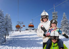 Ski Private Group for Kids (from 3 years) - Morning