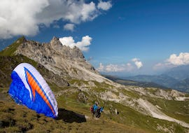 Tandem Paragliding in Klosters - Panoramic Flight