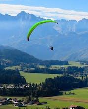 Paragliding Kössen (c) Pixabay