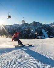Ski schools in Plan de Corones (c) Kronplatz
