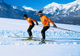 Cross Country Skiing Private Lessons