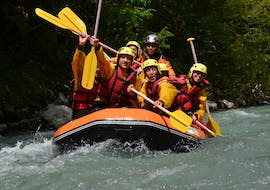Classic Rafting on the Lao River with Rafting Adventure Lao