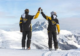 Skilessen voor kinderen (3-14 jaar) voor beginners met Skischule Christian Kreidl - Neukirchen