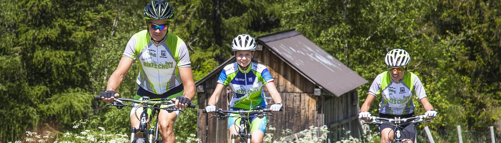 Mountain Bike Tour for Families - Beginner