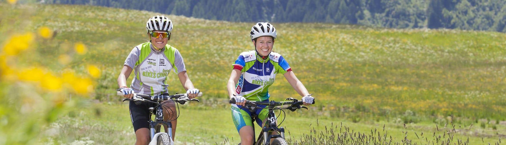 Mountain Bike Tours in Sölden - Advanced