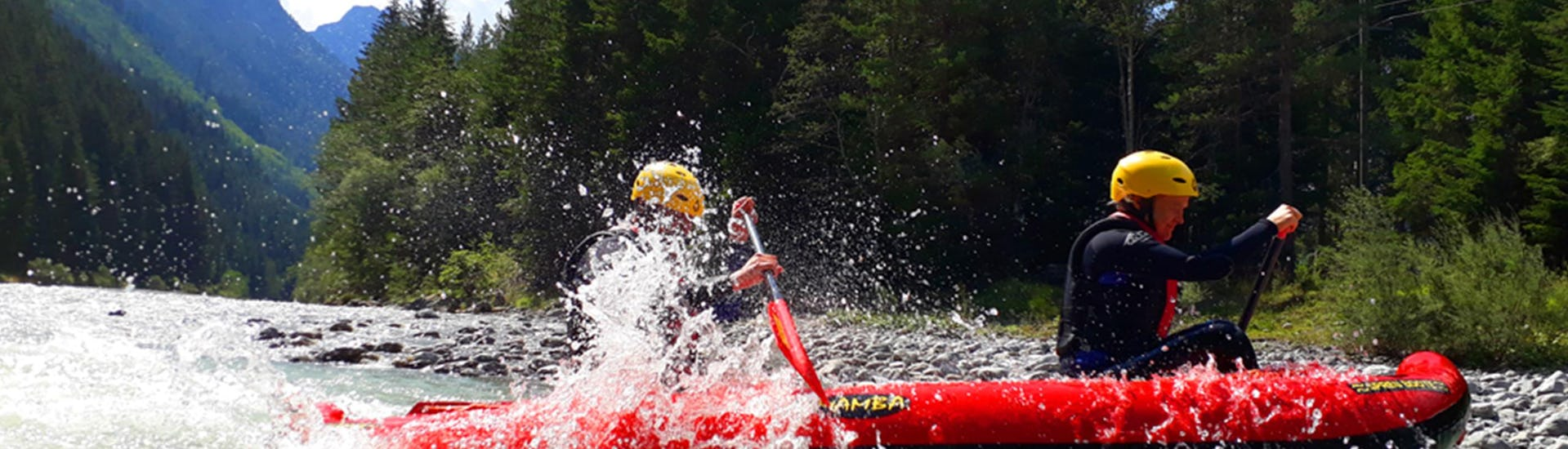Rafting - Level 3 - Lech
