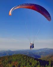 Paragliding Lenggries (c) Pixabay