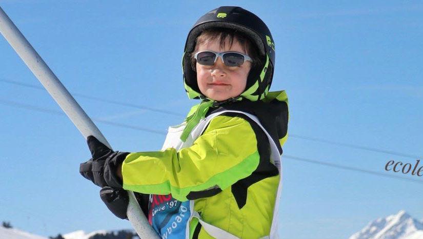 Premier Cours de ski Enfants (4-8 ans) - Février - A-midi