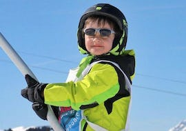 Kids Ski Lessons (4-8 y.) - Holiday - Afternoon - 1st Timer