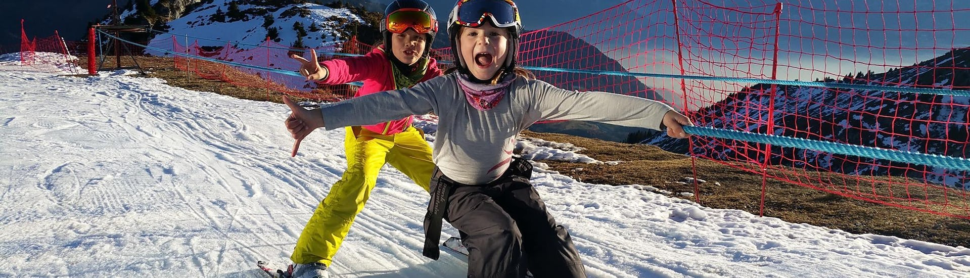 Private Ski Instructor for Kids (3-16 years) - All Levels