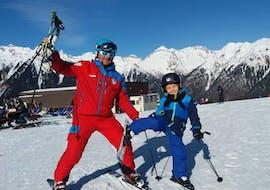 Privater Kinder Skikurs - Hochsaison