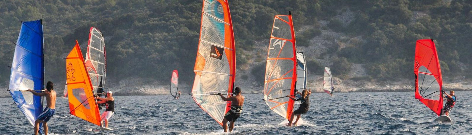 Windsurfing Lessons for Kids & Adults - Beginner
