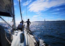 Balade privée en voilier Lisbonne avec Visites touristiques avec Lisbon by Boat