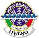 Logo Scuola di Sci Azzurra Livigno