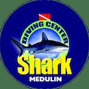 Logo Diving Center Shark