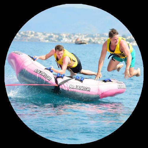 Jet Ski in Agia Marina in Chania