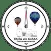 Logo Ibiza en Globo