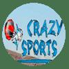 Logo Crazy Sports Santorini