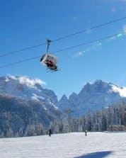 Ski schools in Madonna di Campiglio (c) Funivie Madonna di Campiglio