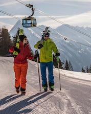 Ski schools in Mayerhofen (c) Archiv TVB Mayrhofen, Dominic Ebenbichler