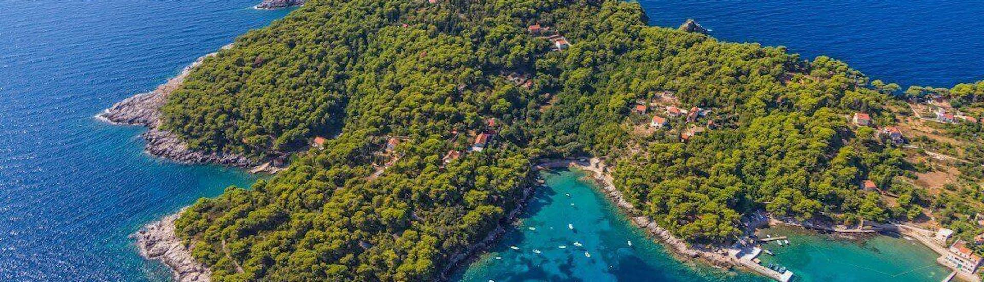 Private Boat Tour to Elaphiti Islands