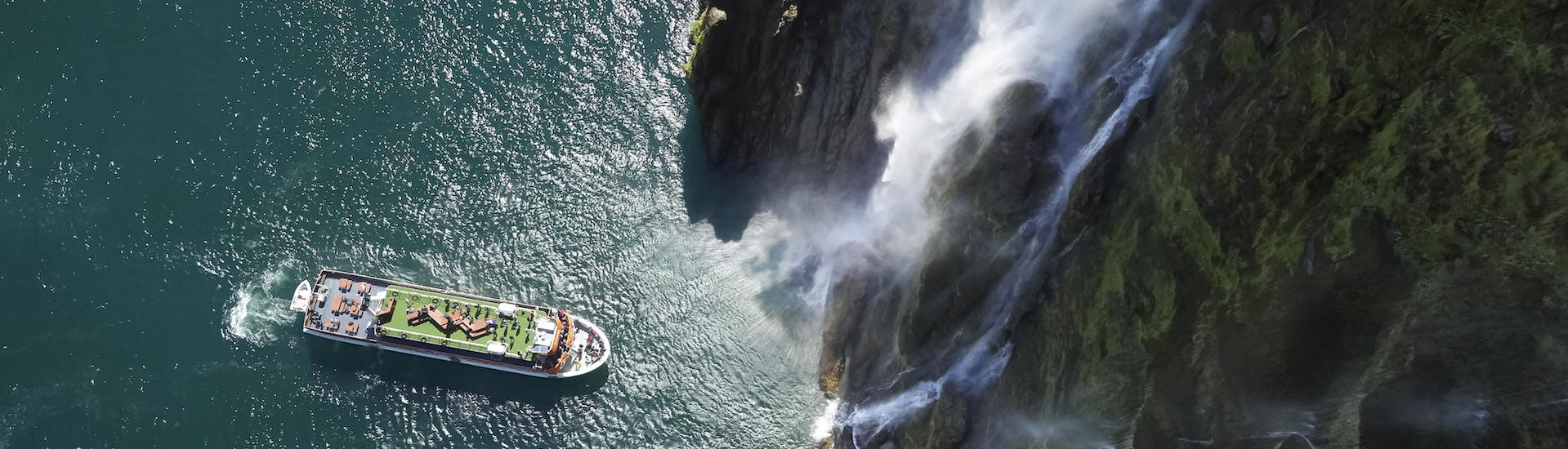 Milford Sound Cruise with Transfer from Queenstown