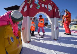"Kids Ski Lessons ""Miniclub"" (3-4 years) - Planai"