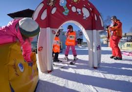 Skilessen voor kinderen - licht gevorderd met Ski School Tritscher Schladming