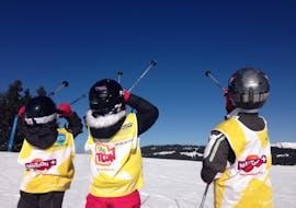 Privé skilessen voor kinderen voor alle niveaus met ESI La Clusaz