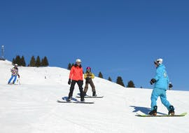 Private Snowboarding Lessons - High Season - All Levels