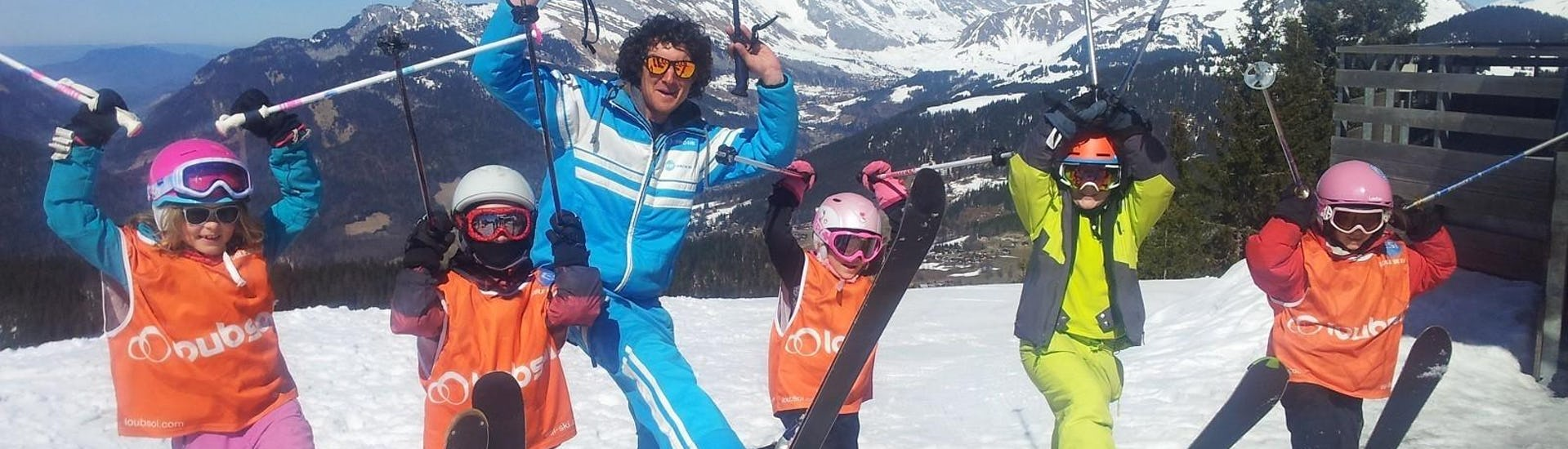 Ski Lessons for Kids (7-14 years) - February