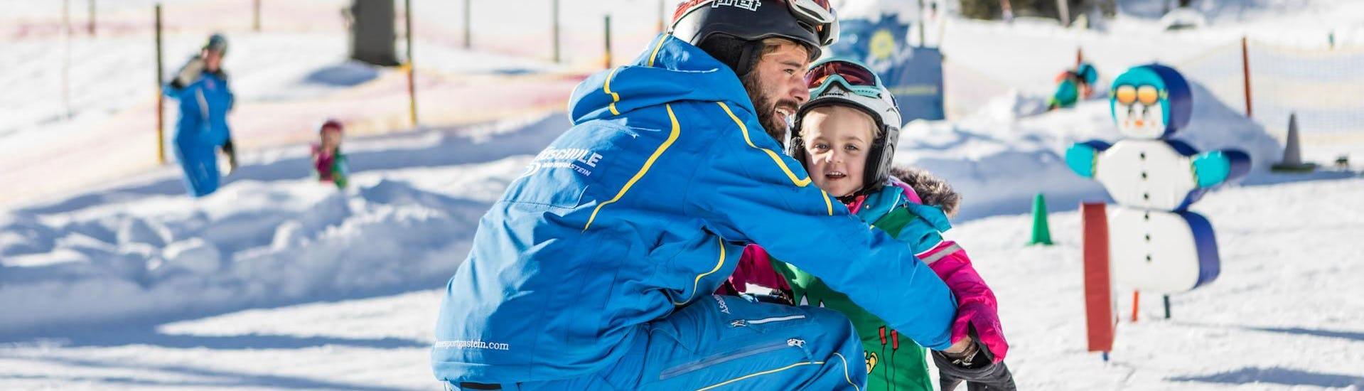 """Skikurs 'Miniklub"""" für Kinder (3-4 Jahre)"""