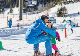 """Ski Lessons """"Miniclub"""" for Kids (3-4 years)"""