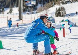 """Kids Ski Lessons """"Miniclub"""" (3-4 y.)"""