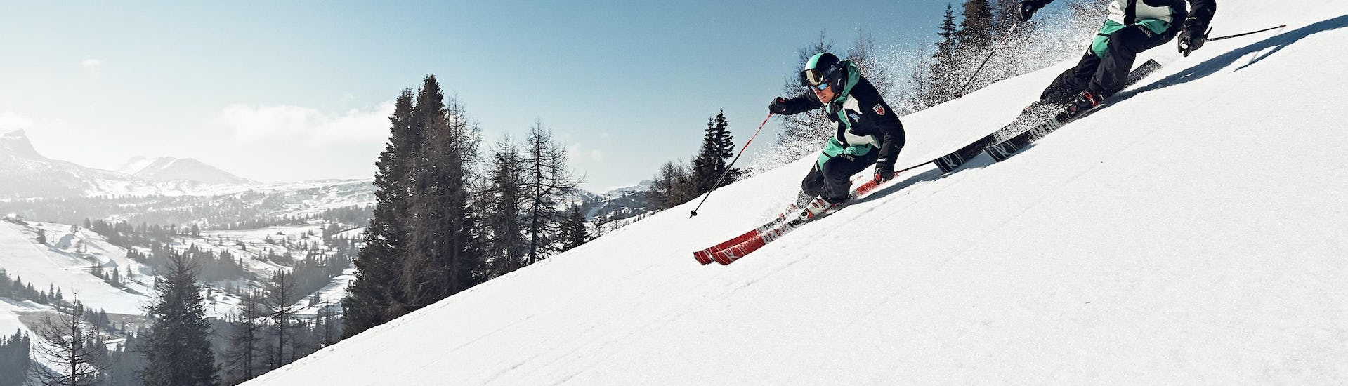 Ski Instructor Private for Adults - Holidays - All Levels