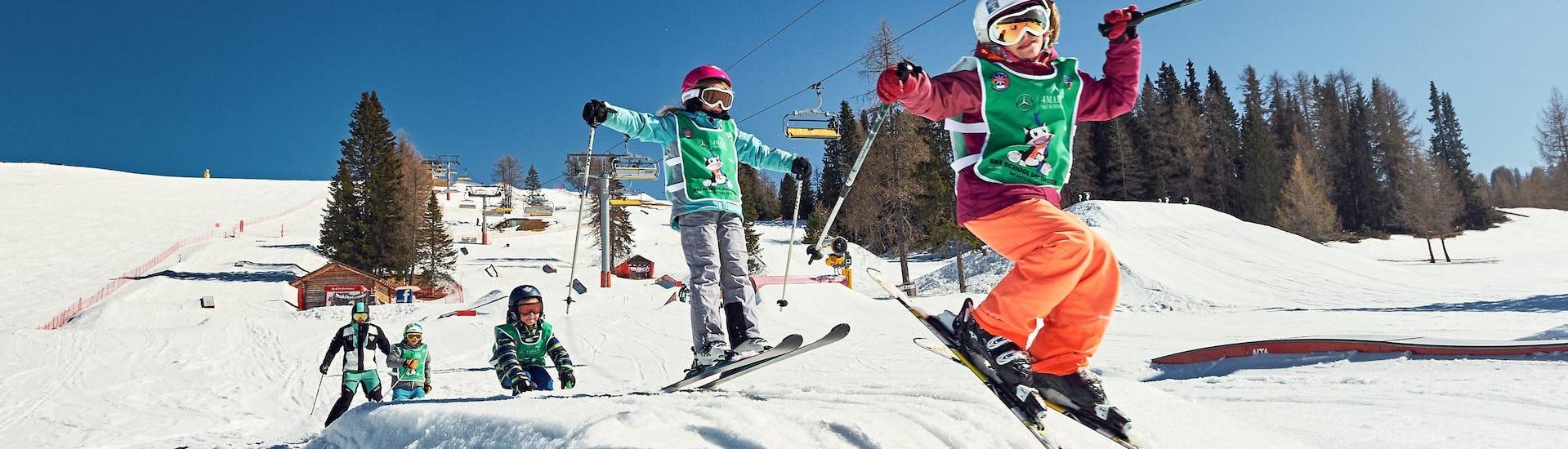Skikurs für Kinder (4-12 Jahre) - Feiertage - Mit Erfahrung