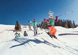 Skilessen voor kinderen vanaf 4 jaar - ervaren met Scuola di Sci e Snowboard Dolomites La Villa