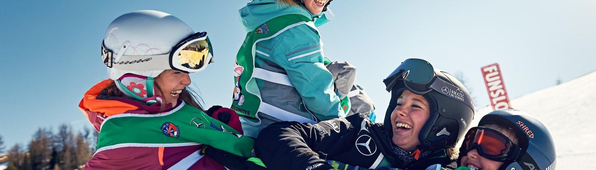 Ski Privatlehrer für Kinder - Alle Altersgruppen